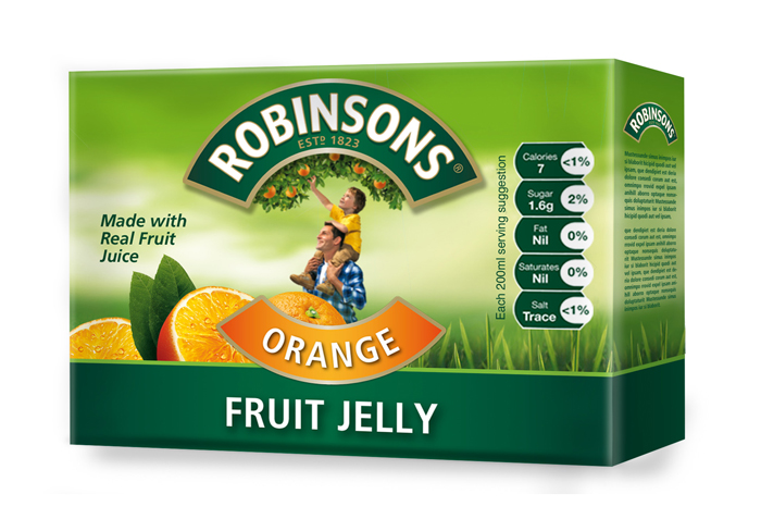 Robinson's Fruit Jelly