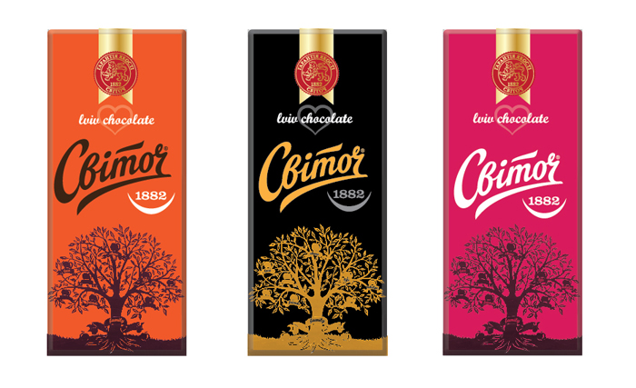 Svitoch Chocolate